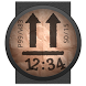 This side up! Watch Face AW-03 by Andronomic