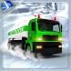 Offroad Oil Tanker Truck Drive by Firebolt Studio