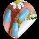Nail Manicure Art Designs Idea by camvreto