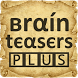 Brain Teasers,Fun Riddles Plus by App Demon