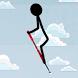 Pogo Stick Man by Traczy