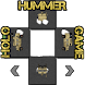 Holo Hummer Game by Barra Skull Studios