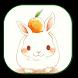 Cartoon rabbit Keyboard