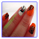 Halloween Nails Manicure by YANDAAPPS