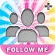 Real Followers And Likes by deveapp