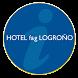 Hotel F&G Logroño. by Manantial de Ideas S.L.