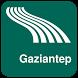 Gaziantep Map offline by iniCall.com