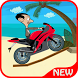 Moto Mrbean Bike Adventure by UrGames