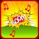 Cartoon Sounds Ringtones by moblie tone apps