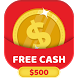 Free Cash - Make Money App by 4Tech Developers