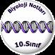 10.Sınıf Biyoloji Ders Notları by Ruhat Can Secereli
