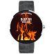 Fire Watchface - Android Wear