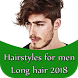 Hairstyle for Men Longhair Images 2018 by Baby Development & Hairstyle Specialist