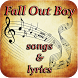 Fall Out Boy Songs&Lyrics by ViksAppsLab