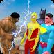 Monster Hero vs Superheroes by Digital Royal Gaming