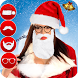 Christmas Photo Editor Santa Claus Photo Frames by InstaBerry