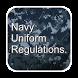 Navy Uniform Regulations by JUKE DIGITAL