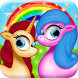 Little Pony Girls Horse Care by My Bucket List
