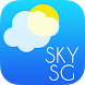 Sky SG - Singapore Weather by icode.johnlee