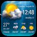 Transparent Weather Forecast Widget
