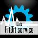 SenseView Web Fitbit Sensor by Mobili