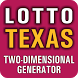 Lotto Winner for Texas Lottery by Spataru Dragos George