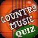 Classic Country Music Quiz Game - Fun Music Quiz
