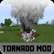 Mod Tornado Addon For MCPE by Cool Mods