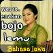 Gambar DP Jawa Lucu by flashlight