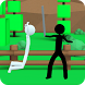 Stickman Warrior Fight