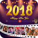 New Year Movie Maker with Music 2018 : Video Maker