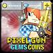 Gems Pixel Gun 3d Cheats Simulator by YOCANGAMES