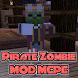 MOD PE Pirate Zombie
