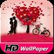 Love Wallpaper by FrontStar App