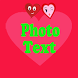 Love Photo Text by OS Global