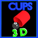 Cups 3D Game Free by Savage Game Studio Inc