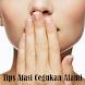 Tips Atasi Cegukan ALami by Sutriyanidroid