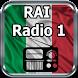 RAI Radio 1 Italia Online Gratis by appfenix