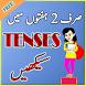 Learn English Tenses in Urdu by Geanous Apps