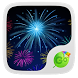 Fireworks GO Keyboard Theme by GO Keyboard Dev Team