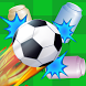 Soccer Ball Knockdown by F. Permadi