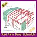 Steel Frame Design Lightweight by rianstudio