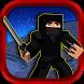 Mutant Block Ninja Games 2 by Top Cube Games