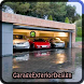 Garage Exterior Design by mary jenkins