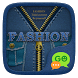 (FREE) GO SMS FASHION THEME by ZT.art