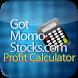 Stock Profit Calculator by Morgan Media