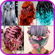 Girls Hair Color Shades Highlight Women Hairstyles by Ocean Grampus Apps