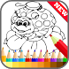Learn to Drawing for Ladybug Miraculous by Like Learn Drawing Studio