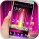 Colorful Night Neon Rainbow by Cool Style Launcher Phone