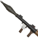 RPG-7 Rocket Launcher by AntroDev